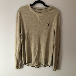 American Eagle Thermal Top Classic Fit